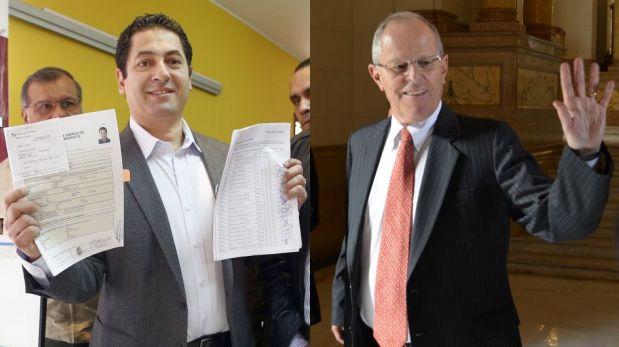 Fundador del partido de Heresi y PPK fue socio de Orellana