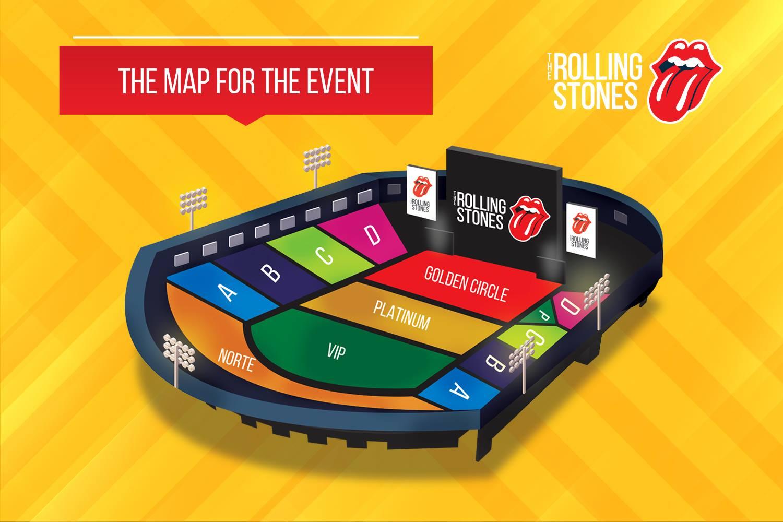 [Foto] Rolling Stones en Lima: filtran posibles precios para el show