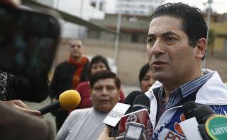 """Heresi: """"Noriega no es parte del equipo que llevé a Perú+"""""""