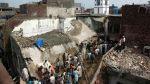 Pakistán: Mueren 24 en el derrumbe de una mezquita - Noticias de inundaciones