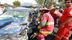 Un muerto y turistas heridos tras accidente en Cañete - Noticias de accidentes en carreteras
