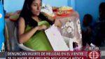 Padres denuncian muerte de mellizas por negligencia médica - Noticias de essalud