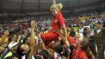 Natalia Málaga ya nos clasificó a cuatro torneos mundiales - Noticias de juegos panamericanos 2013