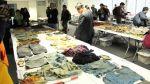 Exhiben las prendas halladas en fosas del cuartel Los Cabitos - Noticias de huancavelica