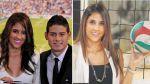 La esposa de James Rodríguez jugará vóley playa en España - Noticias de felipe pascual