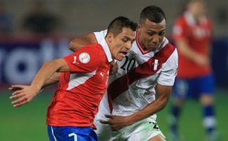 Perú enfrentará a Chile el 10 de octubre en Valparaíso