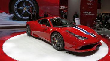 Esto es lo que busca Fiat con la escisión de la lujosa Ferrari