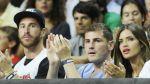 """Ramos grita """"sucio"""" a jugador francés en el Mundial de Básquet - Noticias de eliminatoria europea"""