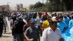 Arequipa: pobladores protestaron por suministro de agua fétida - Noticias de recibo de agua
