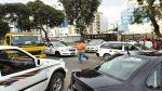 Jesús María tiene 8 cruces viales que afectan el tránsito - Noticias de felipe urteaga