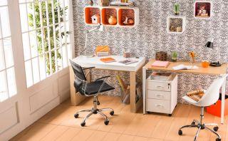 Cinco ideas de sillas de escritorio para trabajar con comodidad