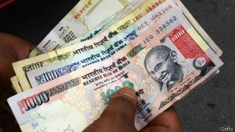 Lo que el color de los billetes dice sobre un país
