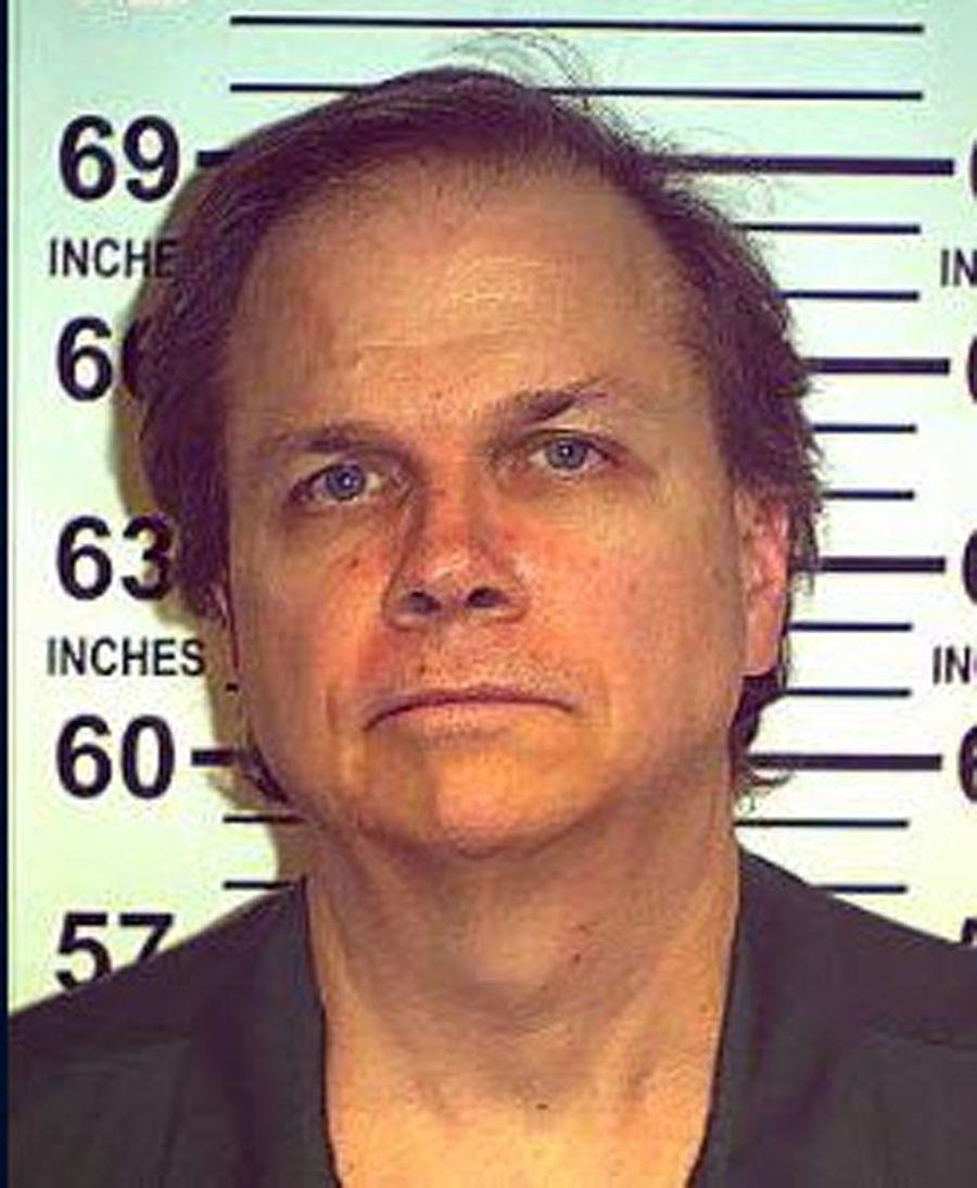 Mark Chapman en el 2012. (Foto: Reuters)