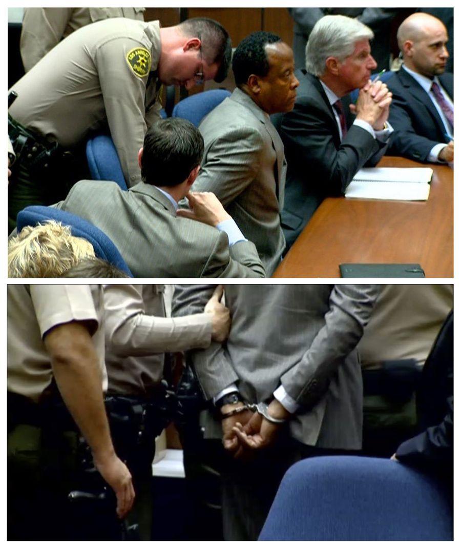 Murray durante su juicio en Los Ángeles en el 2011. (Foto: Reuters)