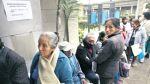 El 23% de adultos mayores no tiene seguro de salud - Noticias de essalud