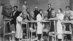 La Escuela Nacional de Bellas Artes está rumbo a su centenario - Noticias de olga leiva