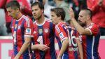 Bayern Múnich derrotó 2-0 al Stuttgart por la Bundesliga - Noticias de franck
