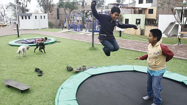 En Lima, los niños no son la prioridad