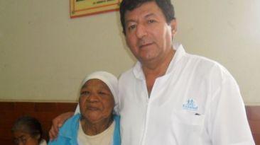Chiclayo: extirparon tumor de 2 kilos en ovario a anciana