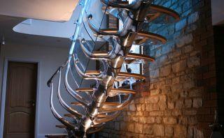 Diseños extravagantes: Las escaleras más extrañas del mundo