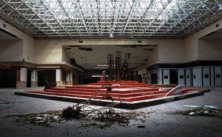 En fotos: las ruinas de centros comerciales en Estados Unidos