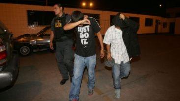 Menores colombianos ilegales fueron detenidos en Piura