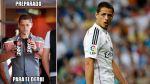 Los memes del debut de Chicharito Hernández en el Real Madrid - Noticias de beatriz hernandez