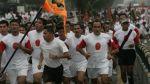 Este domingo se realizará la Carrera Cívico Militar - Noticias de leonel cabrera pino
