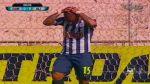 Otra vez Aguirre: delantero falló solo en los últimos minutos - Noticias de wilmer aguirre
