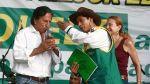 Alejandro Toledo anunció inicio de campaña de cara al 2016 - Noticias de ex presidente toledo