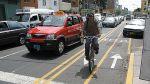 Las 55 ciclovías de Lima no tienen un sistema interconectado - Noticias de lourdes fernandez