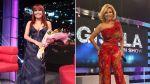 RÁTING: Magaly Medina se impuso a Gisela Valcárcel en su debut - Noticias de melissa y guty