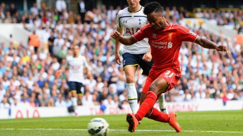 Raheem Sterling. El jamaiquino de 19 años llegó al Liverpool hace 3 años, en 2011. (Foto: Getty Images)