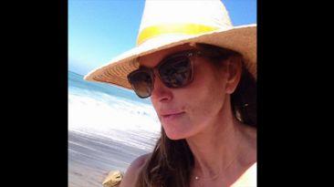 Cindy Crawford continúa recorriendo el Perú: visitó Trujillo