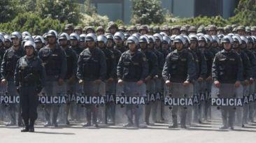Más de 12 mil policías fueron sancionados entre el 2013 y 2014
