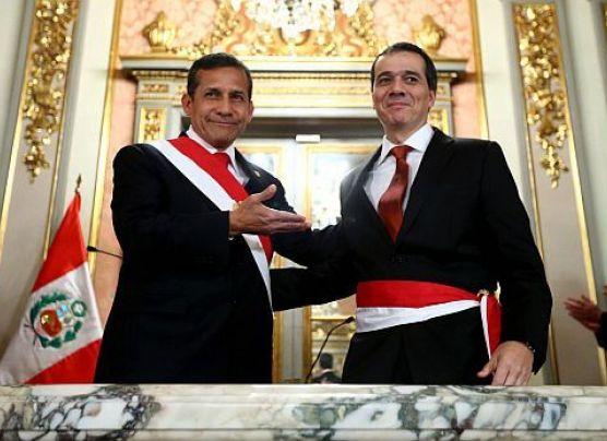 "Ollanta Humala: ""La política económica no va a cambiar"""