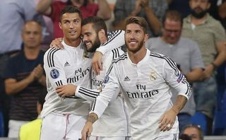 Cristiano le anotó al Basilea y se acerca al récord de Raúl
