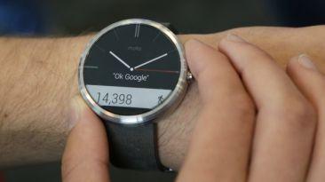 ¿Los smartwatches darán la hora?