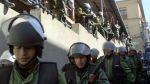 Bolivia: Es inconstitucional talla mínima para ser policía - Noticias de policiales