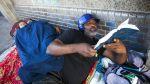 Skid Row, el infierno de los indigentes en Los Ángeles en fotos - Noticias de