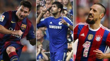 Champions: hora y canales que transmiten la jornada de hoy
