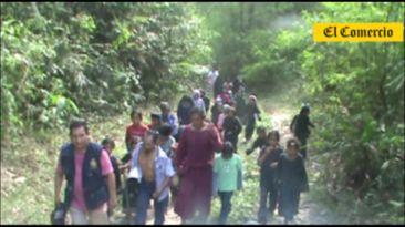 Fiscal devuelve a 36 menores salvados a secta que los maltrató