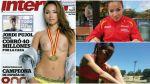 Jadilla Rahmouni, la campeona que se desnudó por recursos - Noticias de