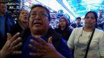 Comerciantes le piden a Urresti que vaya a Polvos Azules - Noticias de rudy jordan