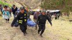 Accidente en Huaral: a 6 sube el número de muertos por vuelco - Noticias de vuelco