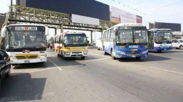 ¿Cómo reclamar contra una empresa de transporte público?