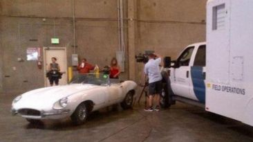 Encontró su Jaguar E-Type tras 47 años