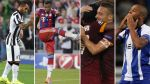 Champions League: lo mejor que nos dejó la primera fecha - Noticias de real madrid