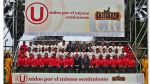Universitario posó con todos sus patrocinadores para el 2014 - Noticias de