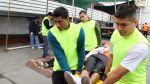 Internos del penal San Jorge en simulacro de sismo e incendio - Noticias de simulacro de sismo